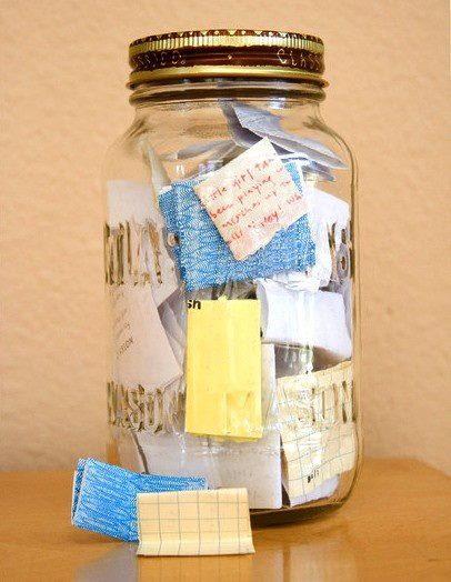 Good Times Jar Project.