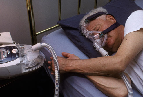 Sleep-related Breathing Disorder Linked To Increased Heart Rate