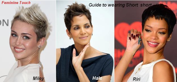 Short Hair Tips Feminine Touch