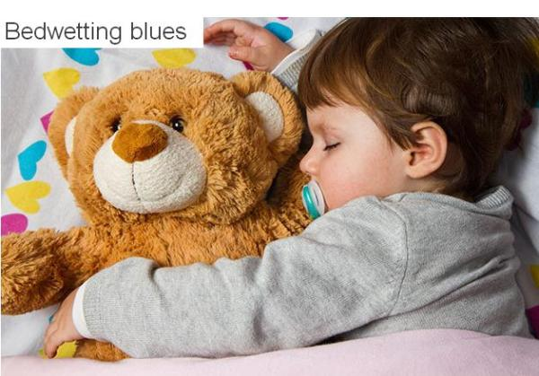 bedwetting blues