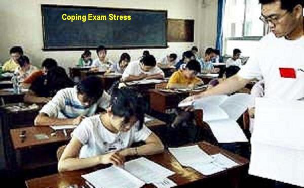 exam stress pix