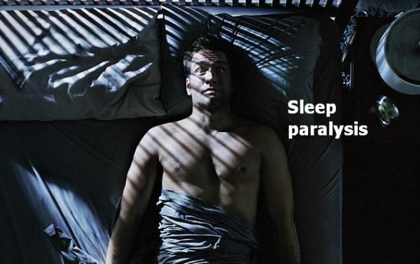 sleep paraalysis