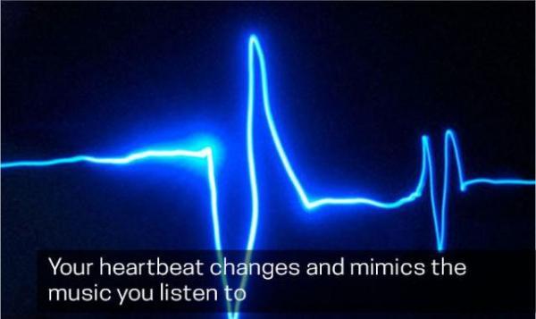 7. heart beat