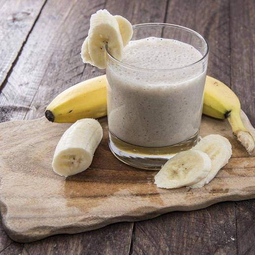 banana pb shake